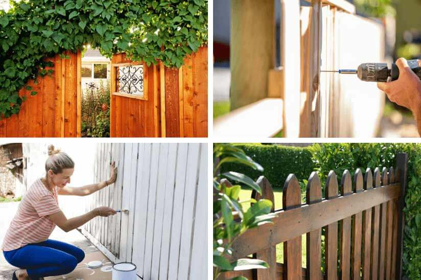 Fence, Best Garden, Home And DIY Tips