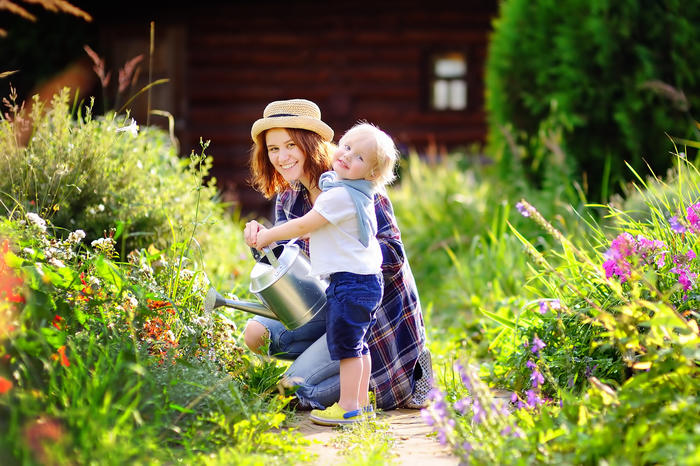 Garden For Kids 2, Best Garden, Home And DIY Tips