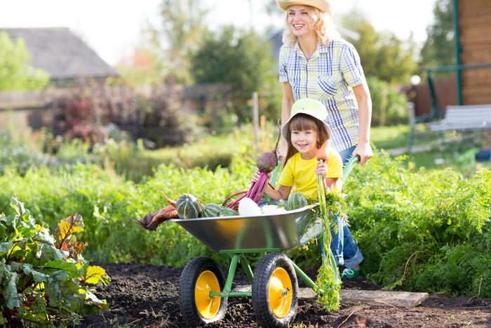 Garden For Kids 3, Best Garden, Home And DIY Tips