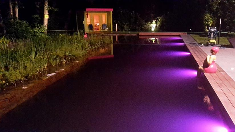 Pool Lighting 2, Best Garden, Home And DIY Tips