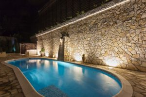 pool lighting, Retrofitting pool lighting: How to provide light at the pool!, Best Garden, Home And DIY Tips