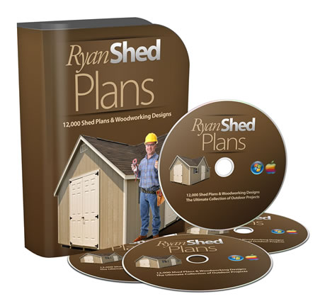 Ryanshedplans2, Best Garden, Home And DIY Tips