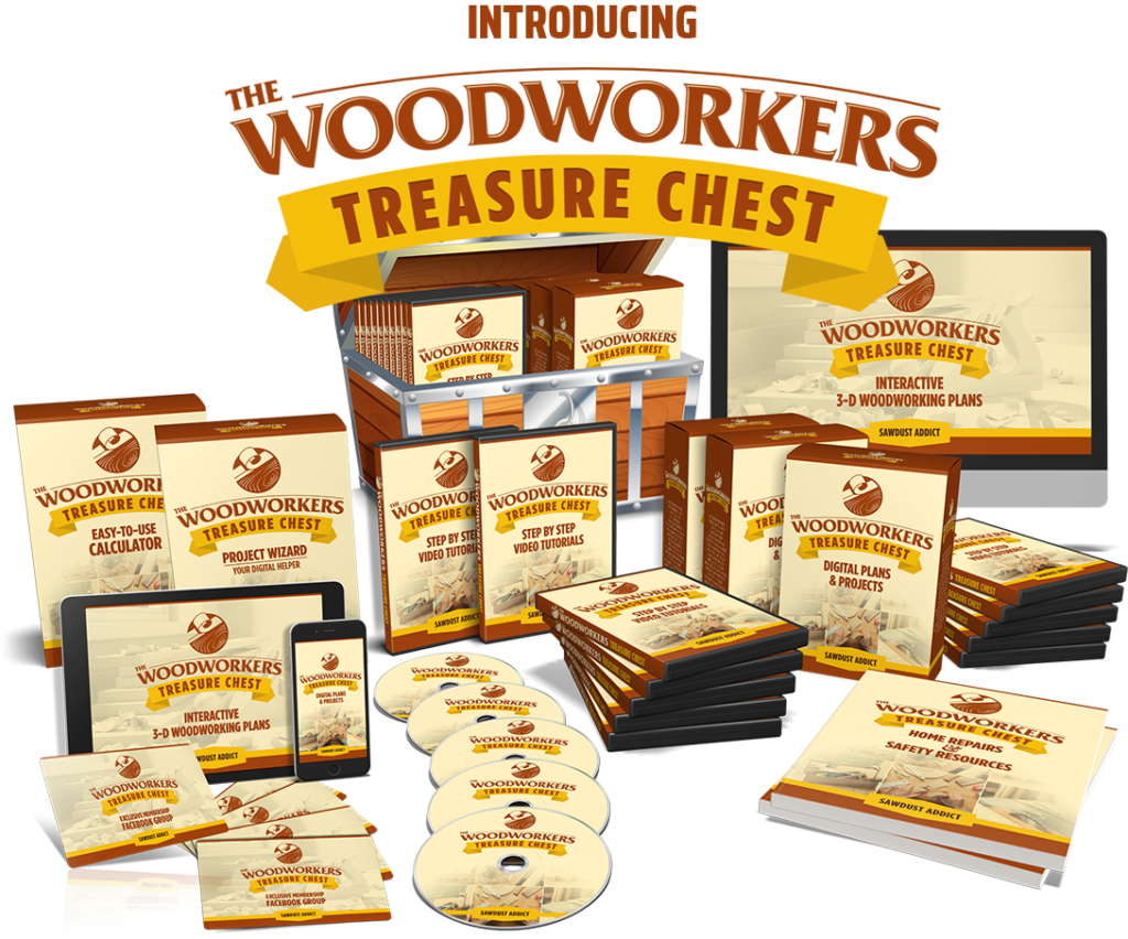 Woddworkers Treasure 1024x852, Best Garden, Home And DIY Tips