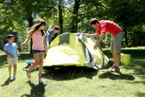 camping garden, Outdoor experience – camping with children in the garden, Best Garden, Home And DIY Tips