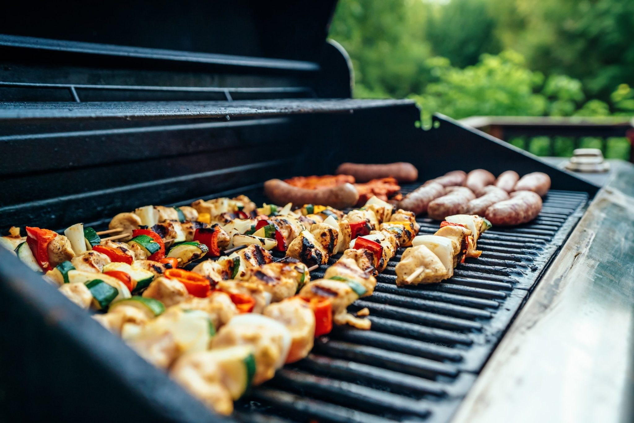 grill, Gas or coal grill in direct comparison: which is better?, Best Garden, Home And DIY Tips
