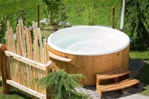 , Backyard hot tub ideas, Best Garden, Home And DIY Tips