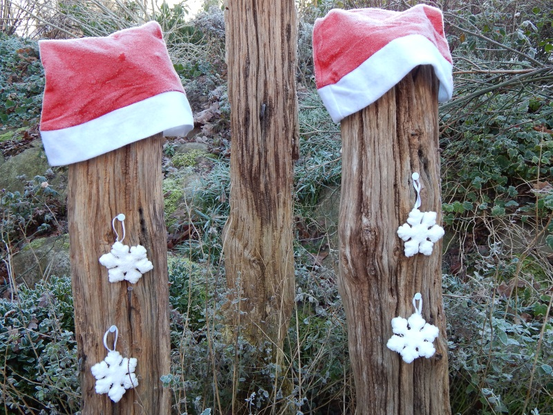 Christmas Decoration Garden Diy, Best Garden, Home And DIY Tips