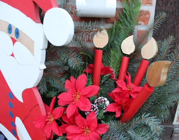 Christmas Decoration Made Of Wood, Best Garden, Home And DIY Tips