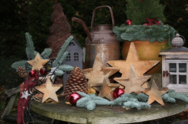 Christmas Decoration Table, Best Garden, Home And DIY Tips