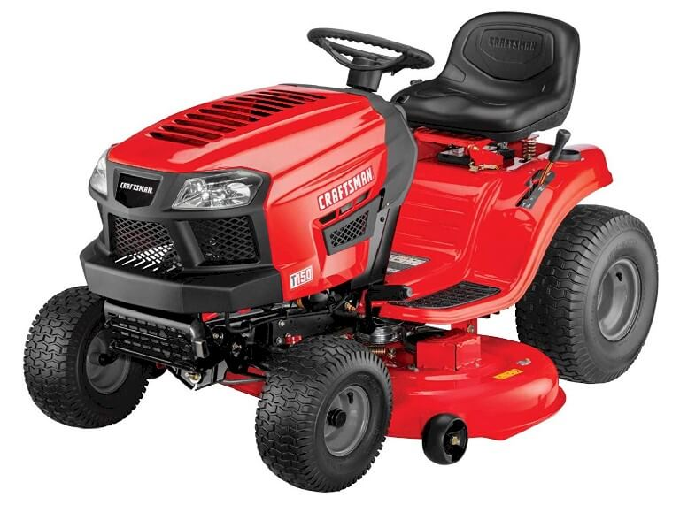 Craftsman T135 Lawn Tractor, Best Garden, Home And DIY Tips