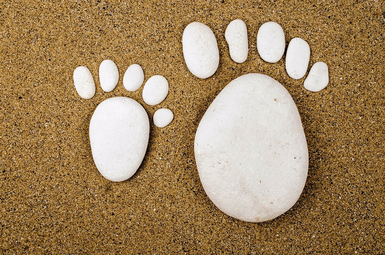 CO2 footprint: one size smaller, please