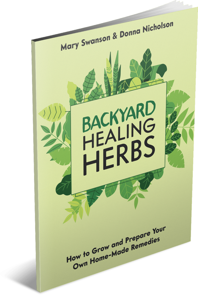 Backyard Healing Herbs 1, Best Garden, Home And DIY Tips