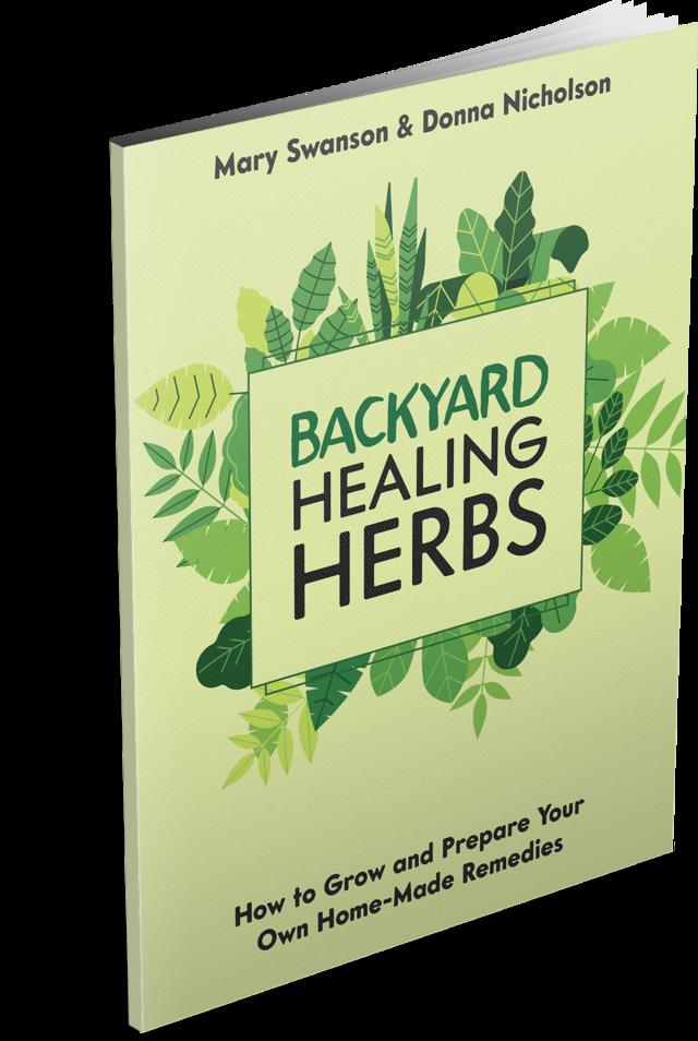 Backyard Healing Herbs 2, Best Garden, Home And DIY Tips