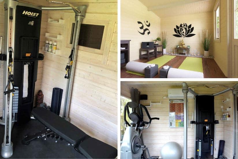 Fitnessroom, Best Garden, Home And DIY Tips