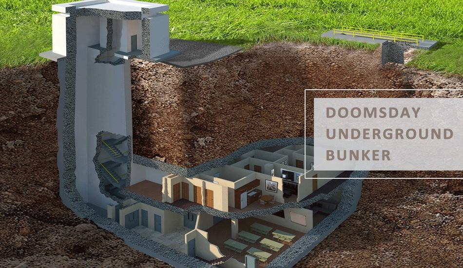 Garden Bunker Plans 2, Best Garden, Home And DIY Tips