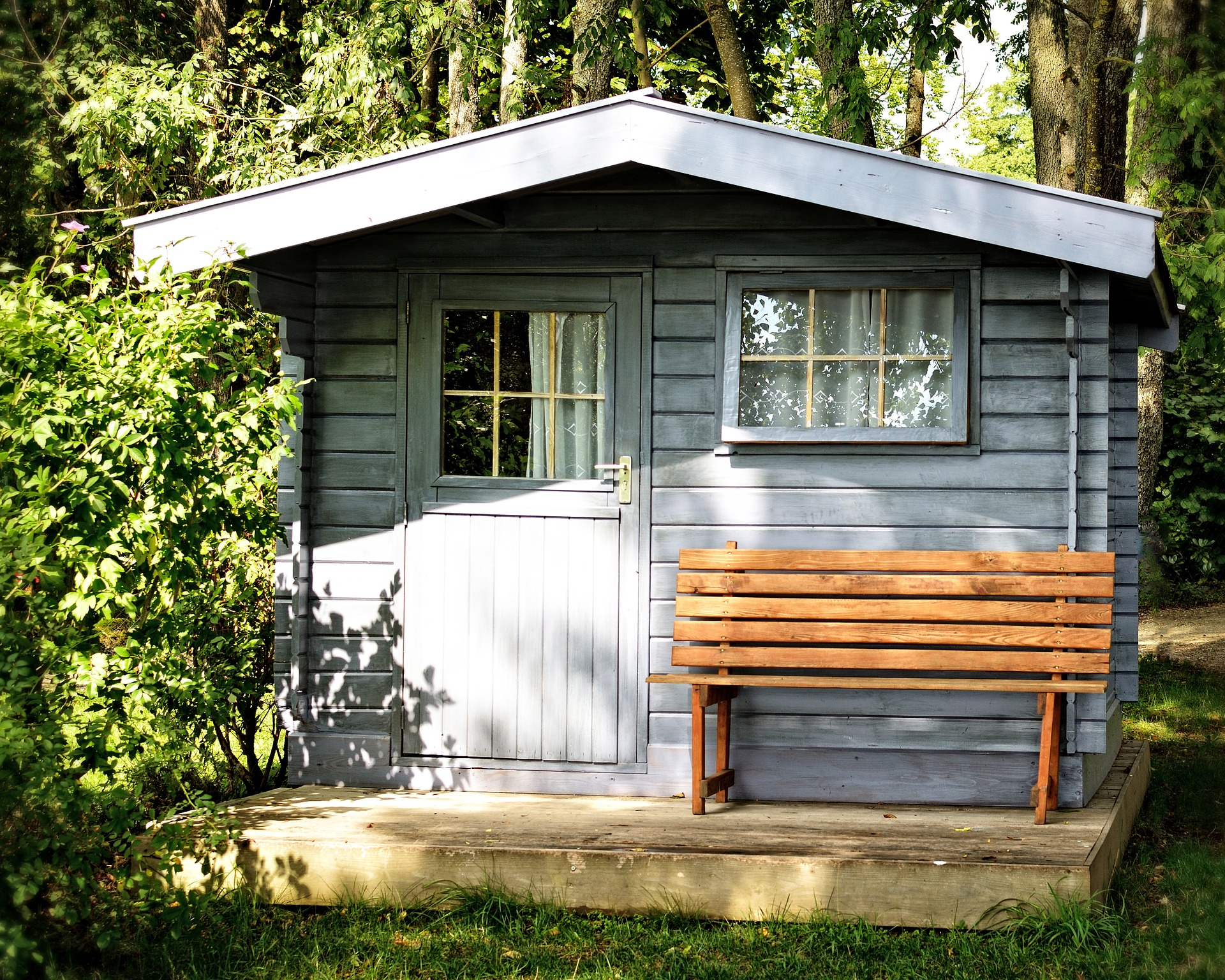 , THE PERFECT GARDEN SHED, Best Garden, Home And DIY Tips