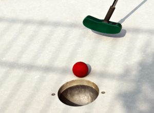 , Miniature Golf In The Backyard, Best Garden, Home And DIY Tips