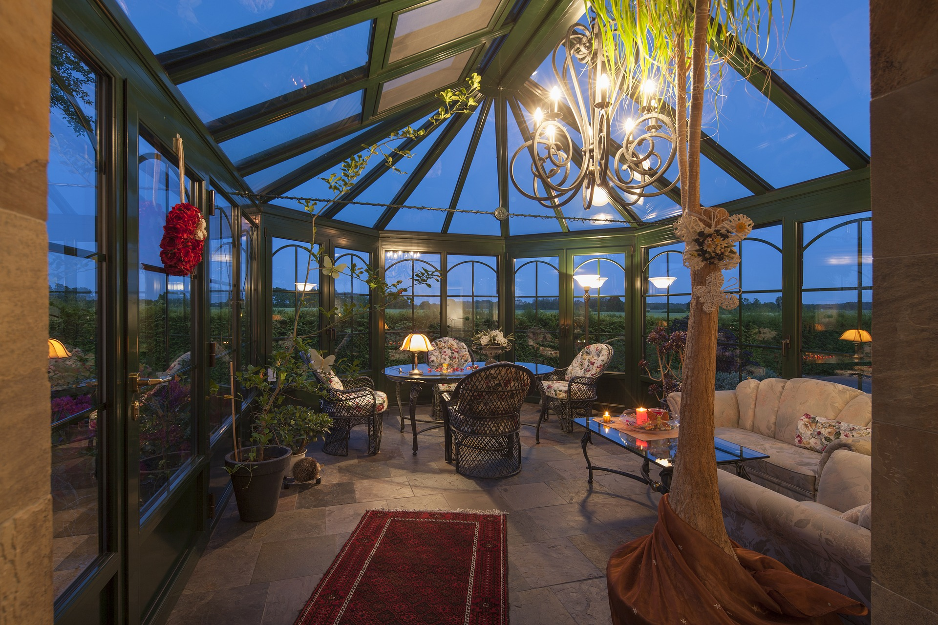 , INTERIOR IDEAS FOR THE CONSERVATORY, Best Garden, Home And DIY Tips