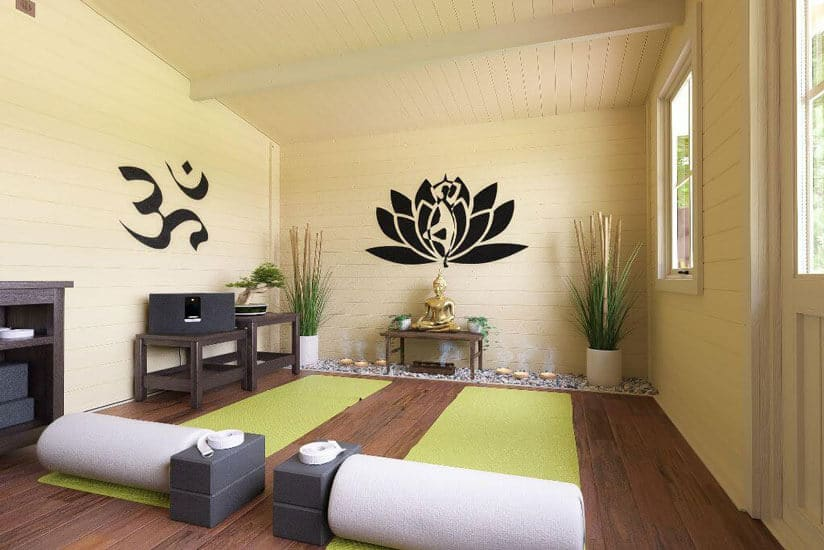 Yoga, Best Garden, Home And DIY Tips