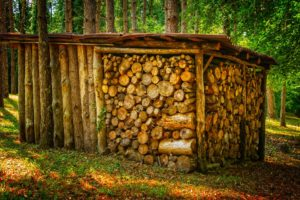, How To Properly Store Firewood In The Garden, Best Garden, Home And DIY Tips