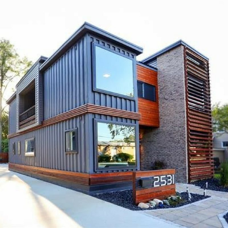 Shipping Container House 3, Best Garden, Home And DIY Tips