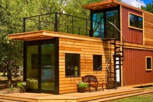 , Shipping Container House: This is how you convert a shipping container into a tiny house, Best Garden, Home And DIY Tips