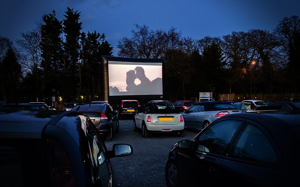 Drive In Cinema, Best Garden, Home And DIY Tips