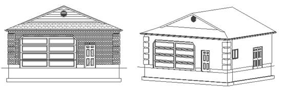 Garage W Shop, Best Garden, Home And DIY Tips