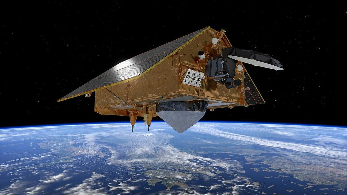 Read more about the article New satellite observes sea level rise