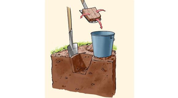 Soil Sample 2, Best Garden, Home And DIY Tips