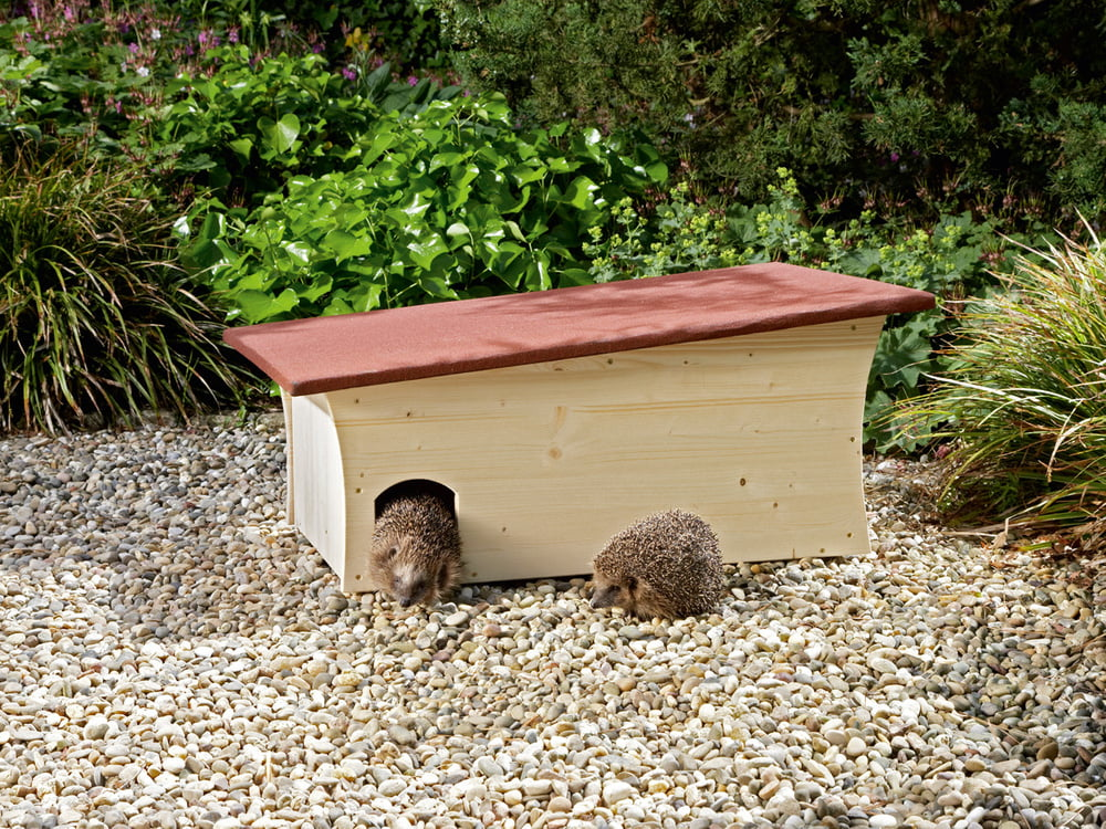 Build A Hedgehog House Yourself Step By Step