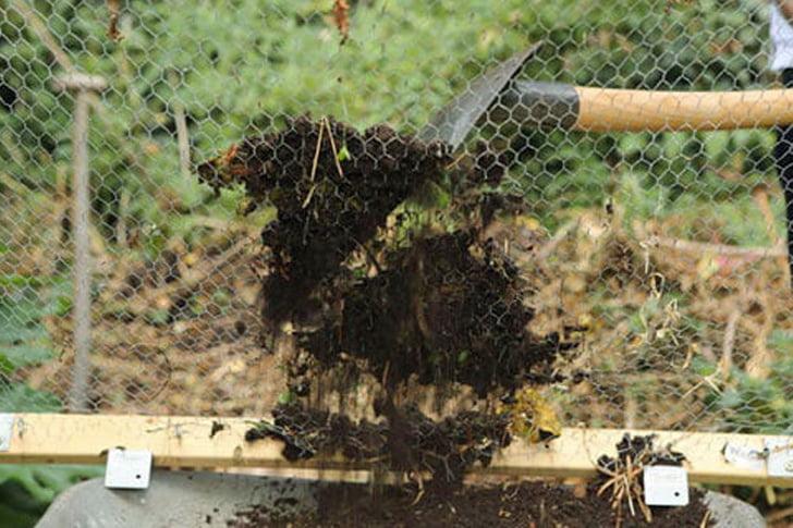 Compost Sieve 16, Best Garden, Home And DIY Tips