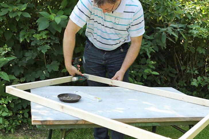 Compost Sieve 2, Best Garden, Home And DIY Tips