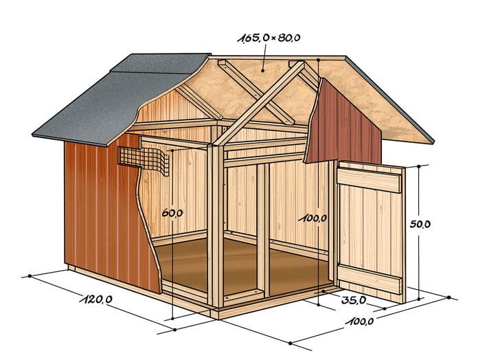 Ducks House, Best Garden, Home And DIY Tips